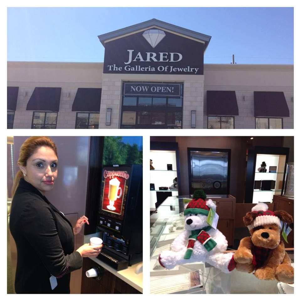 El Paso TX Shopping Mall The Fountains at Farah Jared Jewelers
