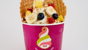 Menchie\'s Frozen Yogurt