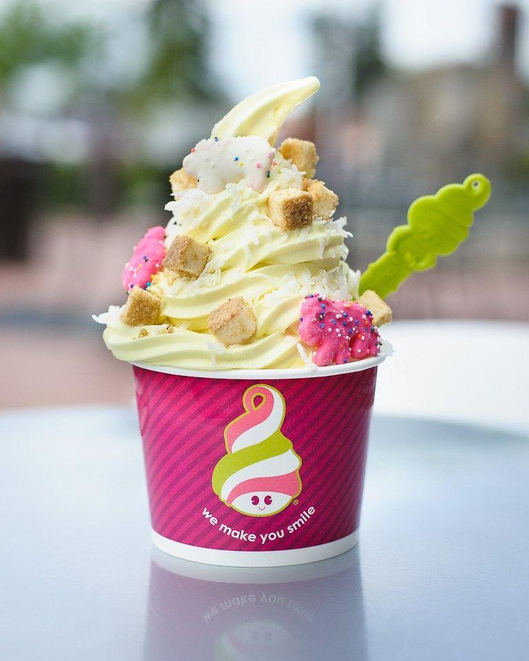 Frozen joghurt
