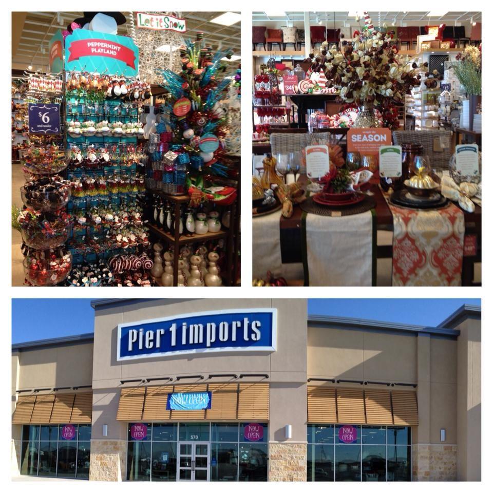 Pier I: El Paso, TX Shopping Mall