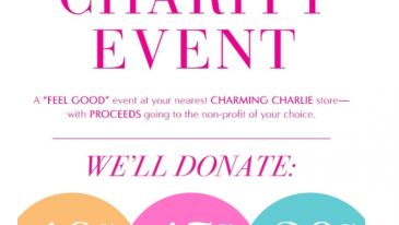 Chic Charity Event