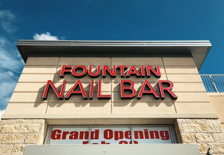 Fountain Nail Bar
