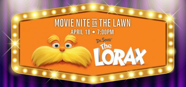 Movie Nite on The Lawn
