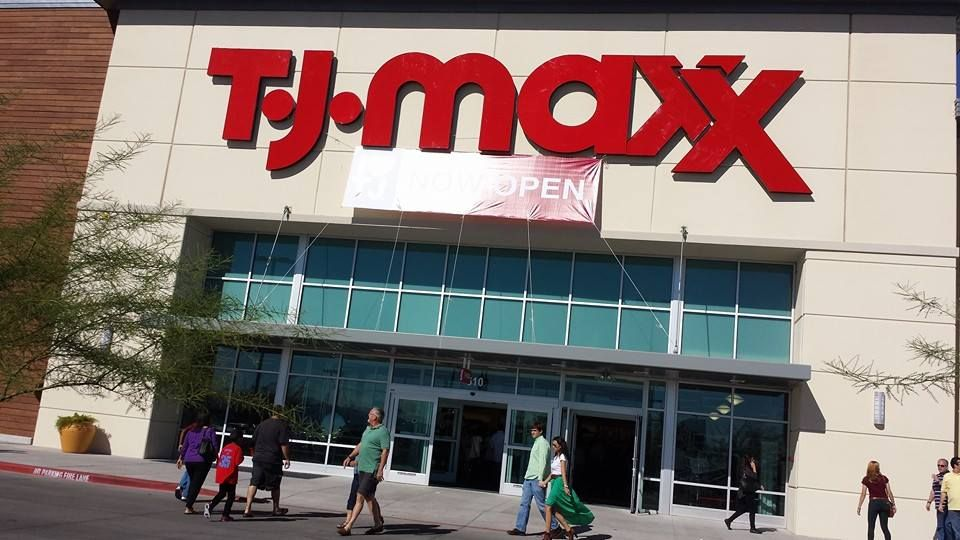 El Paso, TX Shopping Mall | The Fountains at Farah | T J  Maxx