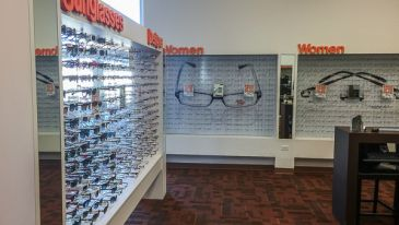 Stanton Optical - Fountains Location