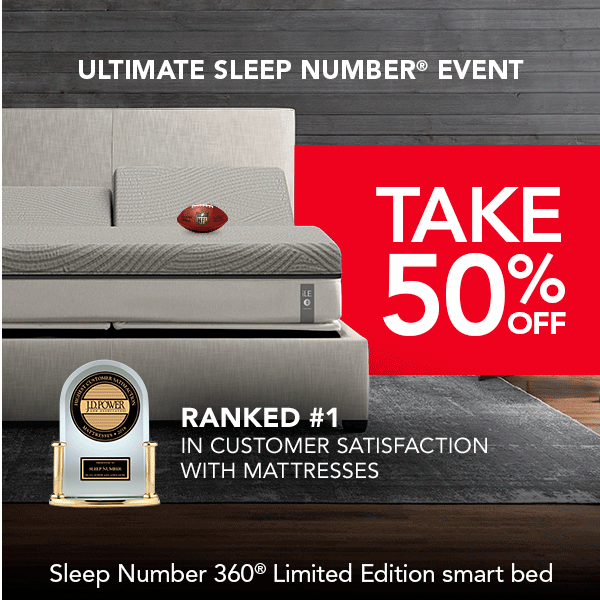 Ultimate Sleep Number Event