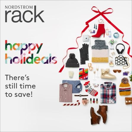 Hurry to Nordstrom Rack now for all the gifts on your list!