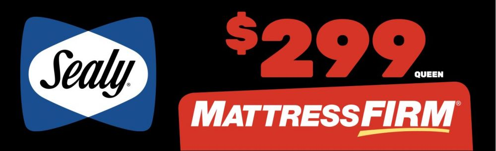 Mattress Firm - Sealy $299